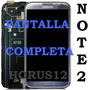 Pantalla Samsung Galaxy Note 2 N7100 I317 Display Touch Lcd