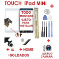 Touch Screen Ipad Mini Pantalla De Cristal 100% Original.