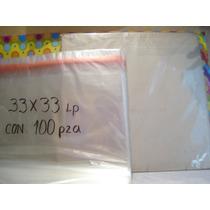 Lucia Mendez Lp-vendo Bolsa De Celofan Paquete Con 100pzs