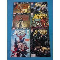 Mighty Avengers Coleccion Completa Edit. Televisa