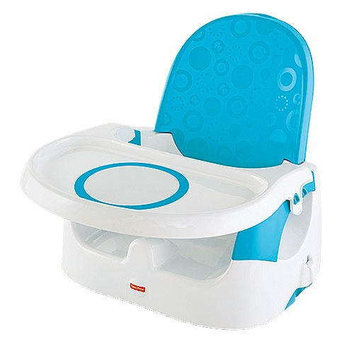 Silla fisher price deluxe quick clean portable booster for Silla 4 en 1 fisher price
