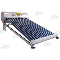 Calentador Solar 14 Tubos. Sin Subir Tinaco. Meses Sin Inter