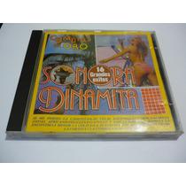 Sonora Dinamita Cumbias De Oro 16 Grandes Éxitos Cd 1989