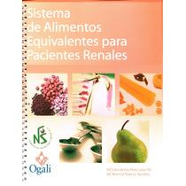Sistema De Alimentos Equivalentes Para Pacientes Renales -