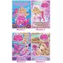 Invitaciones Barbie Princesa De La Perla Pearl Princess