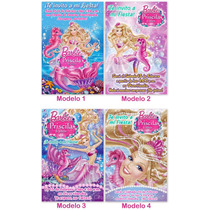 Invitaciones Barbie Princesa De La Perla Pearl Princess