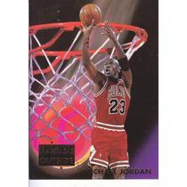 1993-94 Fleer Ultra Inside Outside Michael Jordan Bulls