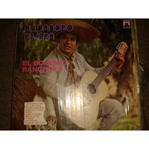 Disco Acetato: Alejandro Rivera