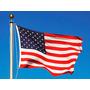 Bandera Estados Unidos De 1.82 X 3.04 Mt Uso Pesado Exterior