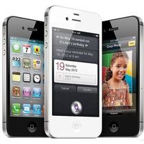 Iphone 4s 16 Gb Apple Blanco Y Negro Telcel Movistar Iusacel
