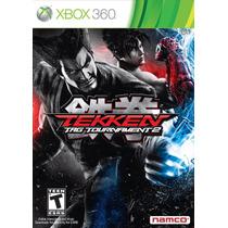 Xbox 360 - Tekken Tag Tournament 2 (mercado Pago, Oxxo)