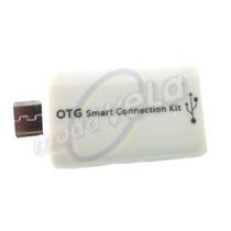 Cable Otg Micro Usb A Usb Hembra