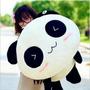 Plush Almohada Oso Panda Kawaii 45 Cm Peluche Animecun