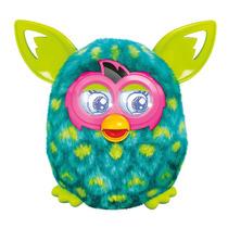 Furby Boom Figura Peacock Hasbro Original Hm4