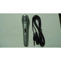 Microfono Profesional Master Sound Vbf