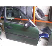 Puerta Delantera Derecha De Malibu 97-2003 Original Usada