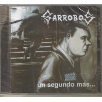 Garrobos - Un Segundo Mas. ( Punk Hardcore Mexicano) Cd Rock
