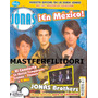 Jonas Brothers Joe Nick Kevin Revista Oficial #10 Oct 2010