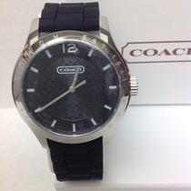 Reloj Coach Blanco Y Negro 100% Original Sellados Nuevos