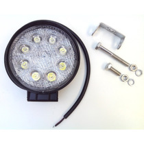 Faros Led 24 Watts Sport Cuatrimotos, Off Road, 4x4