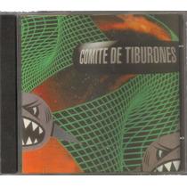 Comite De Tiburones - Comite... ( Banda Argentina ) Cd Rock