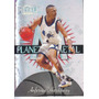 1997-98 Metal Universe Planet Anfernee Hardaway Magic