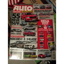 Revista Libro Aleman Euro Europa Auto Carro Año 12/2013