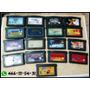 Video Juego Cartuchos Juegos Game Boy Advance Varios Titulos