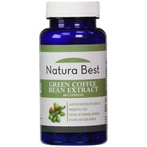 Naturabest Verde Coffee Bean Extract - Con Gca - 100% Puro V