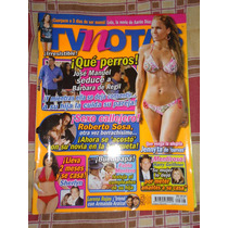 Revista Tv Notas Portada Roberto Sosa Poster Jenny