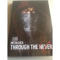 Metallica Through The Never 2 Dvd Nuevo Nacional