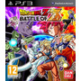 Dragon Ball Battle Of Z +playstation All Stars Battle Royal