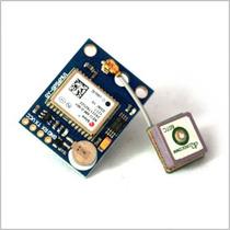 Gps Neo-6m Ublox C/antena Tx/rx 232 Arduino Pic Avr Uav