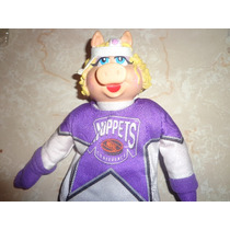 Peluche Muleca Miss Peggy Muppets Hockey Nhl
