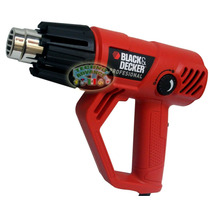 Pistola D Calor Profesional Black&decker 1800w Temp Variable