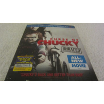 Curse Of Chucky Bluray Mas Dvd Mas Digital Copy Nuevo Vbf