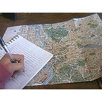 Mapa De Roma 2015 Italia Italiano Souvenir Recuerdo