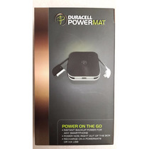 Base De Carga Duracell Powermat P/iphone Ipod Samsung Negro