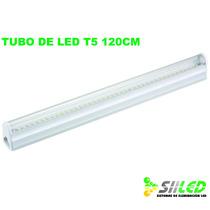 Tubo De Led T5 1.2m De 18w Mica Transparente ¡0ferta!