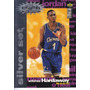 1995-96 Collector's Choice Silver Anfernee Hardaway Magic