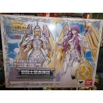 Athena Divina Mth Cloth Dam Bandai Saint Seiya