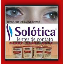 Pupilentes Solotica Quartzo
