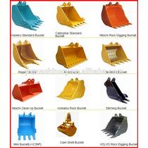 Botes O Cucharones Para Retroexcavadoras Y Excavadoras