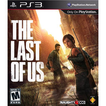 Juego Para Ps3 The Last Of Us Físico Nuevo Y Sellado.