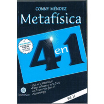 Metafisica 4 En 1, Best Seller De Conny Méndez Vv4