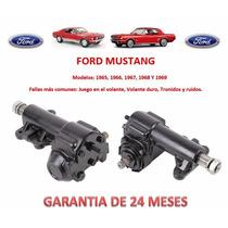 Caja Sinfin Direccion Mecánico Manual Ford Mustang 1965-1966