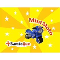 005 - Montables; Minimoto Primeros Pasos De Tu Bebe
