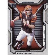 2012 Topps Strata Andy Dalton Cincinnati Bengals
