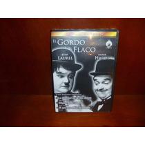 Pelicula Dvd El Gordo Y El Flaco 3