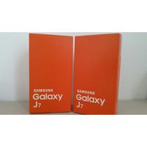 Samsung Galaxy J7 Nuevo En Caja (solo Telcel)